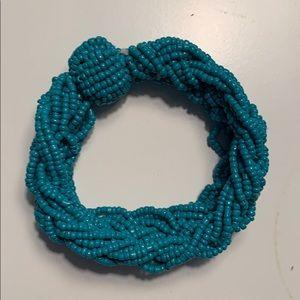 Jewelry - Turquoise chunky bracelet